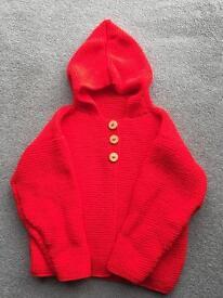 Brand New Wool Hoodie - never worn