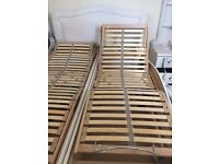 2 X SLEEP EASY ELECTRICAL BEDS (5FT) THEY CAN JOIN TOGETHER!!!