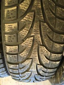 4 pneus d hiver 215/65r17 sailum