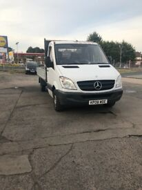 Mercedes Sprinter 2.2 311 CDI LWB Pick Up,