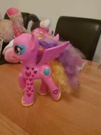 My Little Pony Cutie Magic Glowing Hearts Princess Cadance - £5