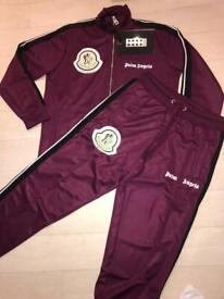 Palm angel x moncler tracksuits