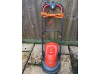 *SOLD* Flymo Hover Vac lawnmower