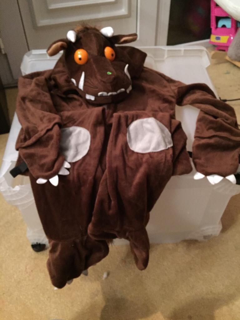 Gruffallo Costume Age 5-6