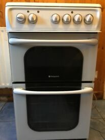 Hotpoint Ceramic cooker 50 wide