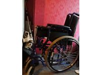 Wheelchair Need Gone