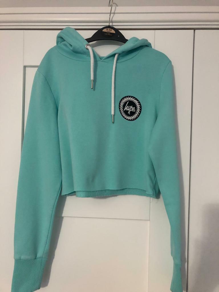 ab6124ba785 Girls/teens Hype cropped hoody | in Sutton-in-Ashfield ...