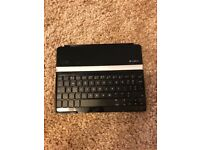 Logitech ultrathin Bluetooth keyboard cover for iPad, 2,3 and 4