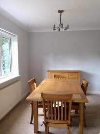Large 2 bedroom flat in Ashley Cross, Poole BH14