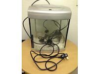 35l tropical fish tank full setup £25.00