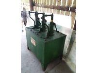 vintage oil dispenser three pumps working ok pm 07776058068