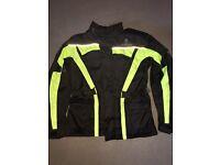 Spartan bike jacket like new size xl