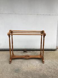 Vintage pine washstand