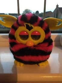 FURBY - Pink and Black