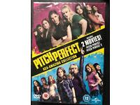 Pitch Perfect 1&2 DVD