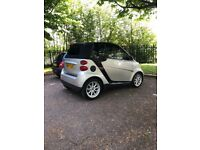Smart For Two Turbo(84 Bhp) Passion Cabriolet with Power Steering