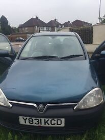 Vauxhall Corsa 1.7 *Reliable and Economical *