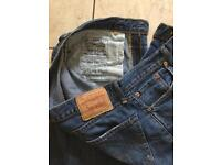 Levi's Men's Levi Denim Jeans 505, W30 x L32