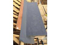 Flat roofing PVC