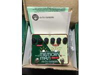 Electro harmonix Memory Man 550tt Delay