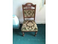 Lovely single dining chair