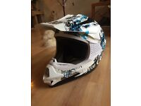 Motorcross/ Mountain bike full face helmet
