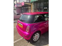 Pink mini for sale