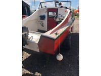 16ft cabin cruiser for sale