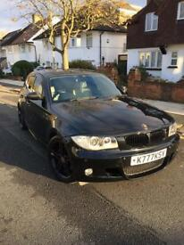 BARGAIN BMW 123D M Sport Fully Loaded!!