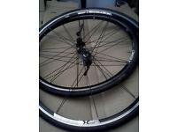Wheelset XEROlite XSR3 road wheels