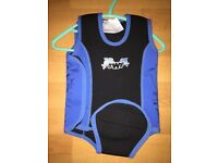 Baby wet suit 0-6 months