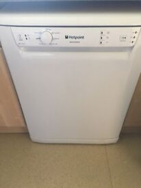 HOTPOINT DISHWASHER (FREE DELIVERY)