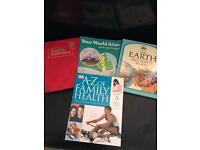 Family health, Atlas etc