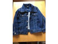 Gap denim jacket 4yrs