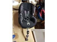 Maxi Cosi car seat - isofix