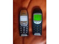 Nokia 6310i and 6210
