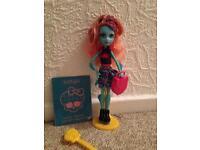Monster high doll... Like New!!