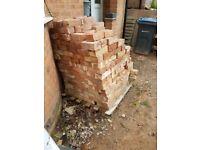 Reclaimed London House Bricks Dressed