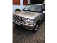 LAND ROVER RANGE ROVER 4 LITER 1999 MODEL