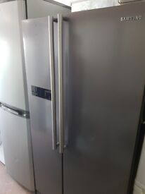 Samsung American fridge freezer - in fully working condition
