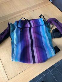 Girasol Gothic Rainbow Purple Weft Standard Connecta