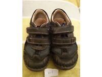 Clarks boy shoes