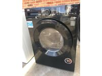 ✅ black beko washer dryer 8kg fully working and guaranteed £299 can deliver and install