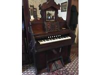 Brattleboro Pump Organ
