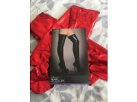 Ann Summers hold ups brand new boxed