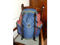 Large Rucksack - Never Used