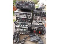 cb radio shack clear out joblot spares