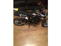 Orion 50cc mini moto