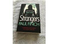 Strangers By Paul Finch