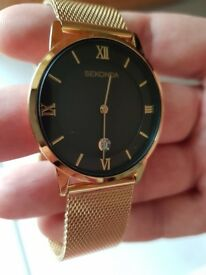 Watch Sekonda Gold